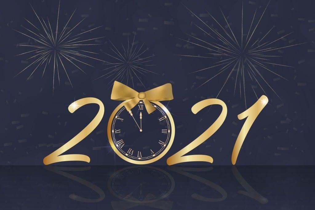 nieuwjaarswensen 2021